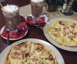 cacao, chill, and pizza image