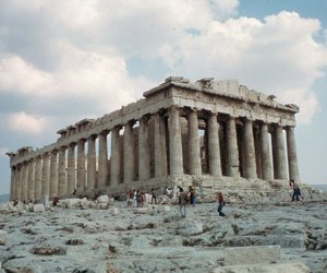 Greece, architecture, and Athens image