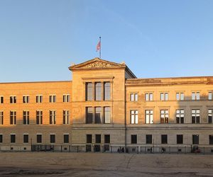 berlin, germany, and neues museum image