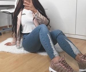 background and fashion image