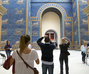 berlin, germany, and egyptian museum image
