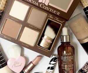 make up, fashion, and style image