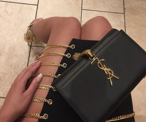 glam, inspiration, and gold image