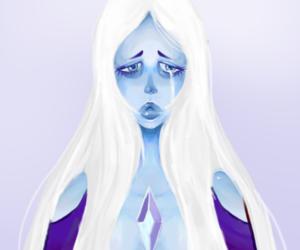 steven universe and diamante azul image