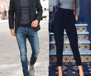 outfit, formal outfit, and casual outfit image