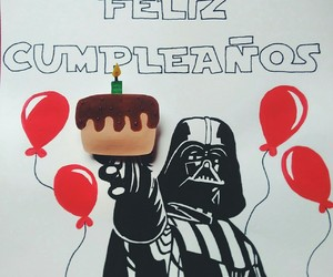 card, feliz cumpleanos, and diy image