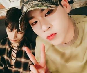 monsta x, hyungwon, and jooheon image