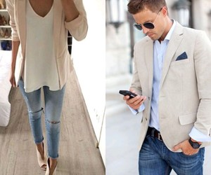 outfit, couple outfit, and formal outfits image