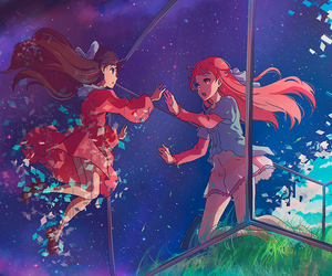 anime, porter, and shelter image