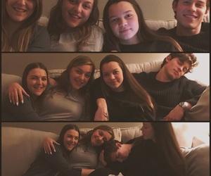 family, sleepy, and fun image