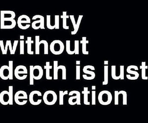 beauty, quotes, and decoration image