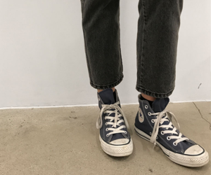 chuck taylor, clothes, and clothing image