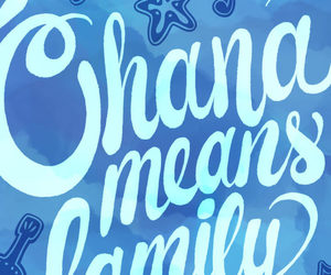 disney, family, and stitch image
