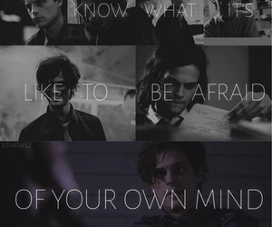 criminal minds, quote, and spencer reid image