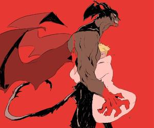 akira, ryo, and devilman image