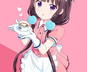 anime, cute, and maika image