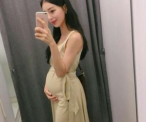 korean pregnant image