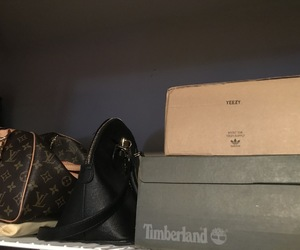 bags, closet, and kanye image