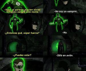 batman, dc comics, and gracioso image