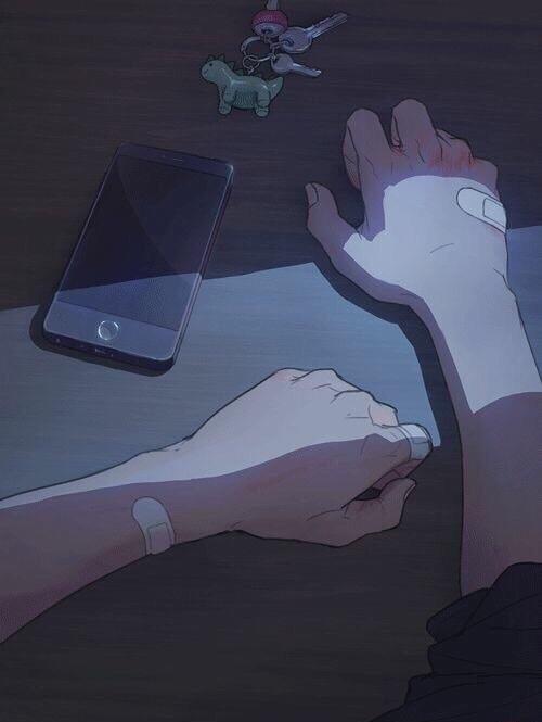 anime, art, and aesthetic image