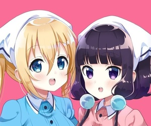 anime, kaho, and maika image
