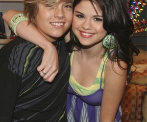 dylan sprouse and selena gomez image