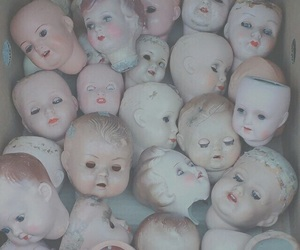doll, aesthetic, and vintage image