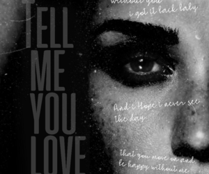 demi lovato, wallpaper, and tell me you love me image