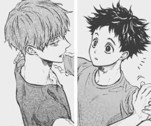 manga, manga boy, and ballroom e youkoso image
