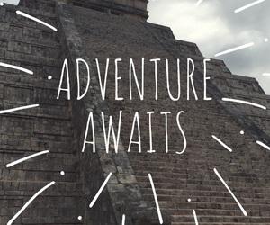 aventura, chichen itza, and méxico image
