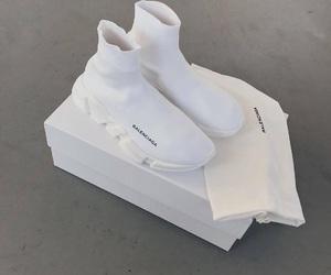 Balenciaga and white image
