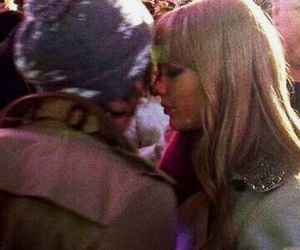 haylor, Taylor Swift, and Harry Styles image