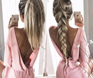 braids, hairstyles, and hair image