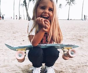 aesthetic, girl, and kids image