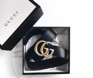 fashion, gucci, and belt image