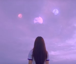 moon, moons, and loona image