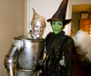 wicked, Wicked Witch of the West, and tinman image