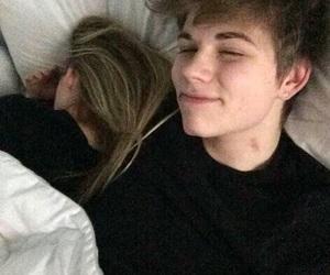 couple, goals, and sleep image