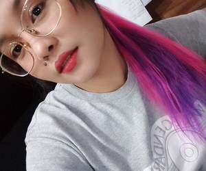 haircolor, coloredhair, and hairgoal image