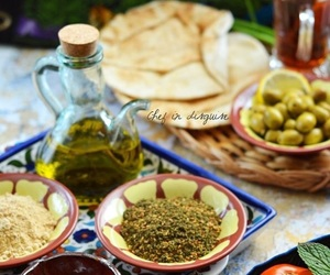 arabian, breakfast, and olive image