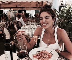 fashion, food, and negin mirsalehi image