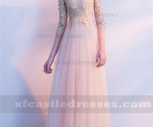 lace long prom dresses, long tulle prom dresses, and long prom dresses a line image