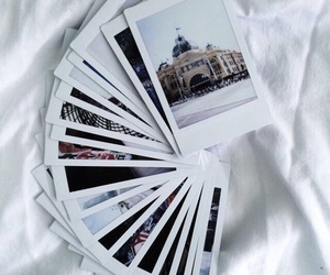 photography, polaroid, and photo image