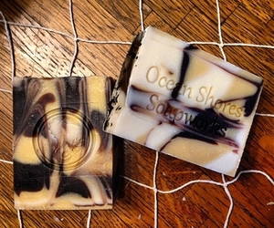 natural soap, handmade soap, and handcrafted soap image