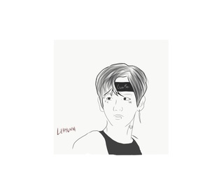 exo, fanart, and kpop fanart image