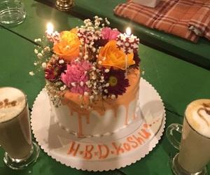 birthday cake, sulaymaniyah, and birthday image