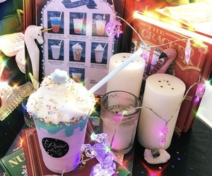 candy, sweet, and pixie dust cafe image