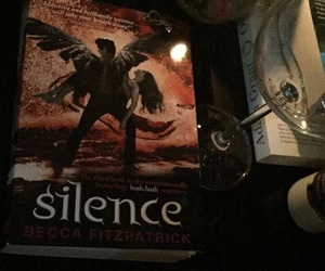 adventure, novel, and silence image