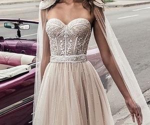 bride, dress, and goals image