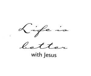 faith, jesus, and life image